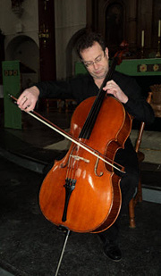 Cellodocent Hans Vader | Celloles.net